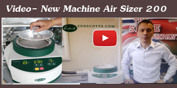 Click here to see Video for The new Air Sizer 200 is ideal for sieving very fine dry particles