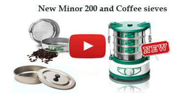 Click here to see the new video for the Endecotts Sieve Shaker Minor 200