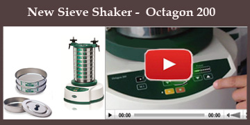 Click here to see the new video for the Endecotts Sieve Shaker Octagon 200