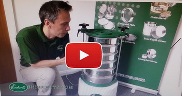 Click here to see the new video for the Endecotts Sieve Shaker EFL 300