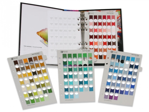 munsell bead color charts new edition - Munsell Color Book