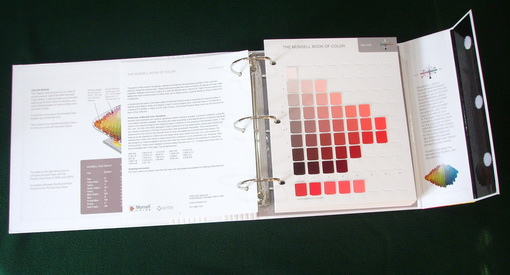 the glossy book of color has been completely revised and is the culmination of user feedback in addition to a continuous improvement project - Munsell Book Of Color